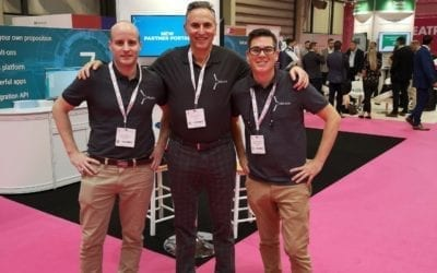 Xelion exhibits cloud telephony at Channel Live
