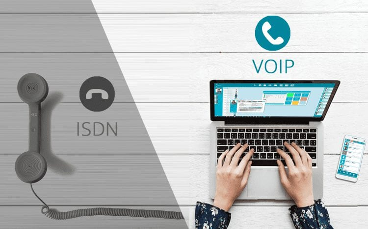 ISDN verdwijnt